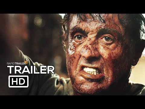 RAMBO 5: LAST BLOOD Official Trailer (2019) Sylvester Stallone, Action Movie HD