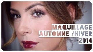 Maquillage Automne / Hiver 2014