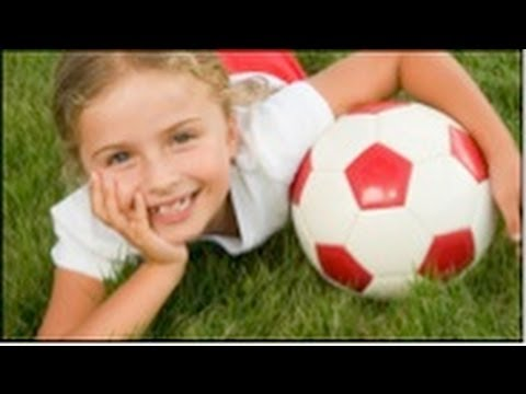 Soccer Kids and Sports with Allergies