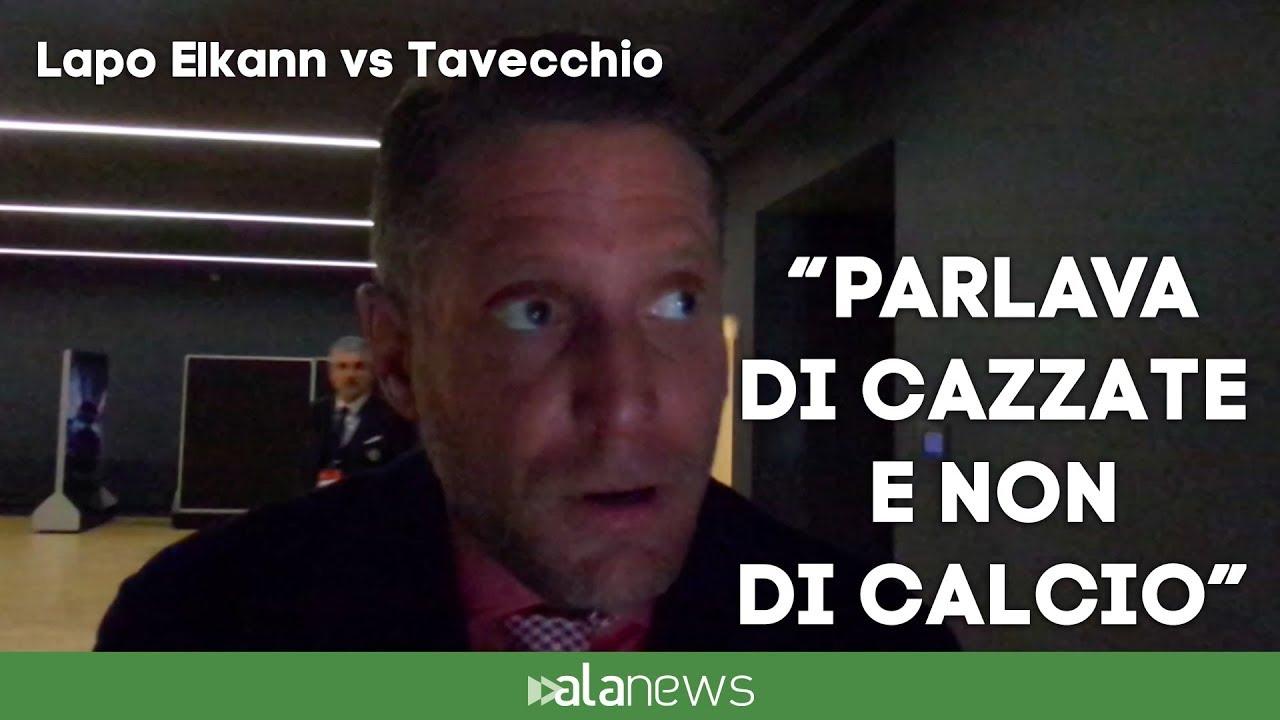 """Assez Lapo Elkann contro Tavecchio: """"Parlava di cazzate e non di calcio  PR45"""