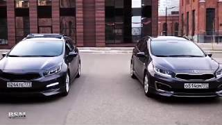 Kia Ceed SW body kit by