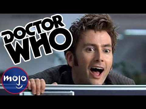Top 10 Times Doctor Who Was Actually Hilarious