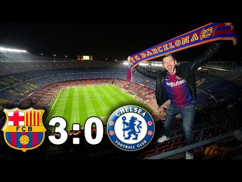 Barcelona - chelsea 3:0 | champions league | 14.03.2018