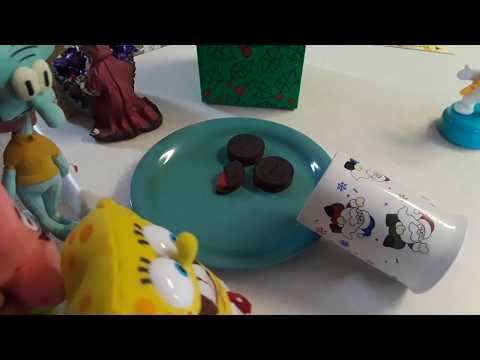 Spongebob Adventures/ A Family Christmas!