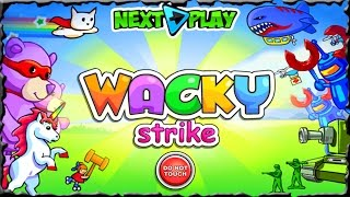 Wacky Strike Full Game Walkthrough
