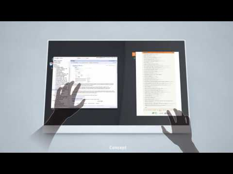 Concept Tablet PC With Chrome OS