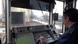 Как моют поезда метро. Самара(, 2013-04-08T15:46:54.000Z)