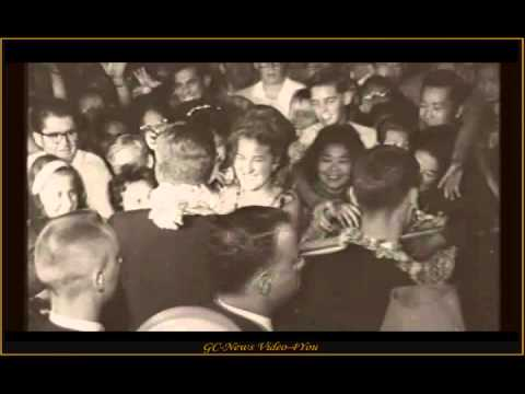 Historical Kennedy Footage by George E Cabral Sr - All footage
