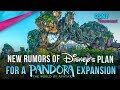 New Rumors Suggest Disney Is Planning A PANDORA Expansion at WDW - Disney News - 8/1/17