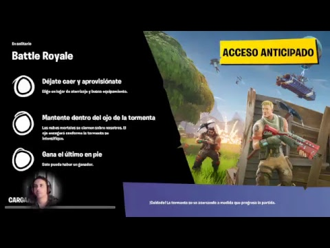 DIRECTO EN DUO | FORTNITE BATTLE ROYALE 60 WINS