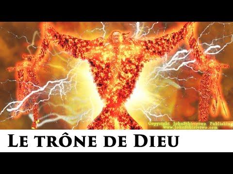 La vision d'Ezéchiel. de Dieu.prophète Ezéchiel 1,10.français. French subtitles.Chérubins.trône