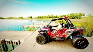 Forza Horizon 3| Exploring In A RZR 1000
