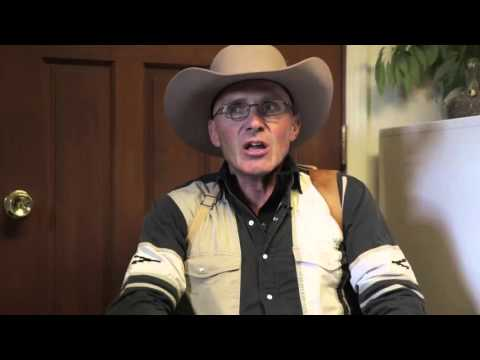 Robert 'LaVoy' Finicum's widow returns to Oregon a year after he was shot