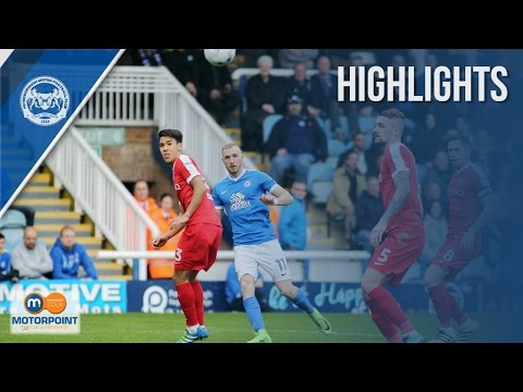 HIGHLIGHTS | Peterborough United vs Charlton Athletic