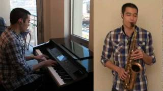 "Filipino Love Songs (Dahil Sa Iyo, Kailan, and Buhat) on sax, ""guitar"" and melodica"