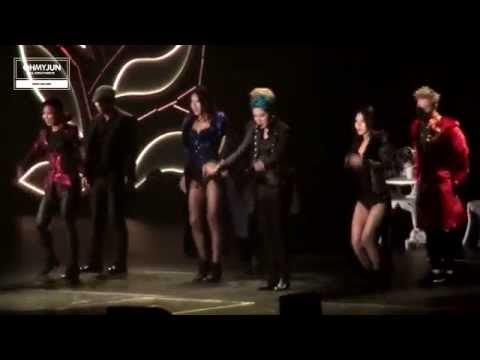 150325 XIA FLOWER CONCERT in TOKYO - Musical In Life 김준수 ジュンス JUNSU