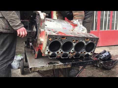 Massey Ferguson 168 Perkins 236 Engine (Repair) Motor Rektefiyesi Mehmet Ergül Ustamız..