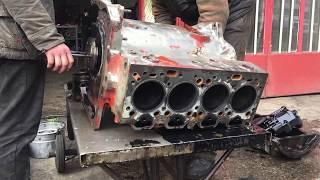 Massey Ferguson 168 Perkins 236 Engine (Repair) Motor Rektefiyesi