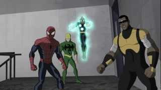 Ultimate Spider-Man Ep. 16 - Clip 1