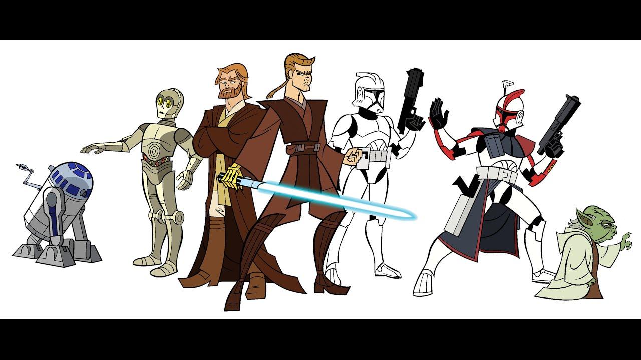 star wars de clone wars