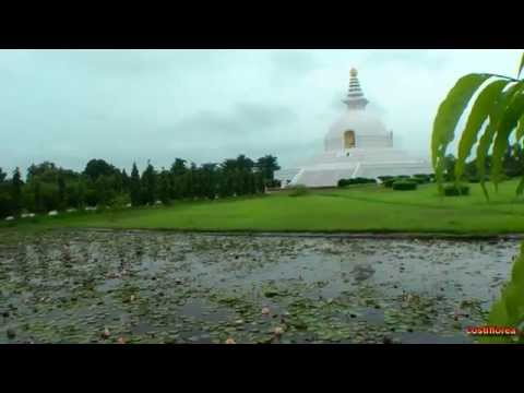 Nepal-Lumbini,Maya Devi Temple - Trip to Nepal,Tibet,India part 21 - Travel video HD