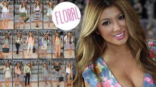 Ultimate Floral LookBook| Style for Spring/Summer Guide