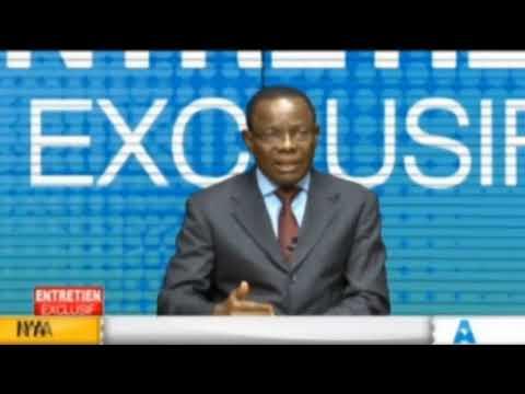 Maurice KAMTO sur Afrique Media, Manuela Sike et Mohamed Bachir Ladan le 10 Mai 2018
