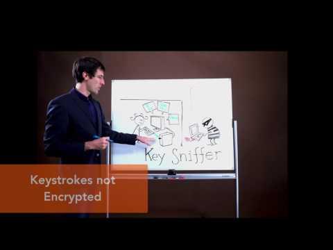 Whiteboard: KeySniffer vulnerability