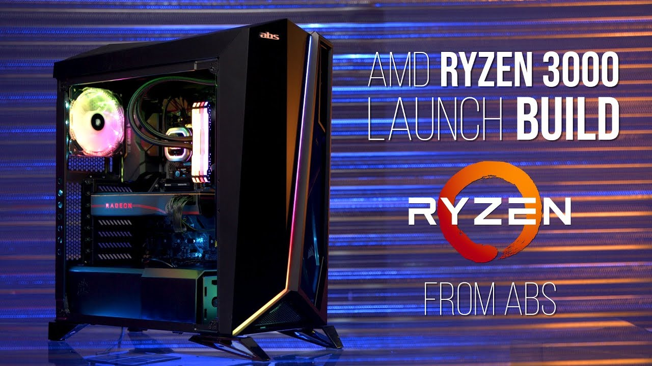 AMD Ryzen 3000 Launch Build from ABS: Build Breakdown