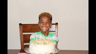 birthday vlog