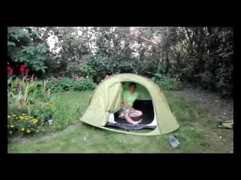 How to fold the QUECHUA 2 SECONDS EASY 3 tent (from decathlon) - YouTube & How to fold the QUECHUA 2 SECONDS EASY 3 tent (from decathlon ...