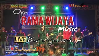 Om. RAMA WIJAYA - Luka Lama Voc. Ratih Felisha (Live Karangawen)