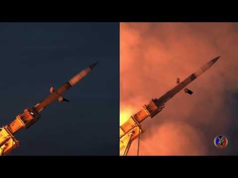 Patriot PAC-3 Missile Segment Enhancement (MSE) Test
