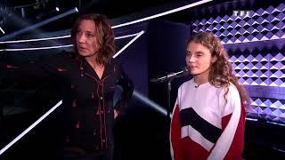 Maëlle Pistoia - Coaching pour l'audition finale (The Voice France 7)