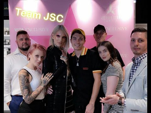 Jeffree Star Goes To Meet And Greet In Norway| SnapChat Story