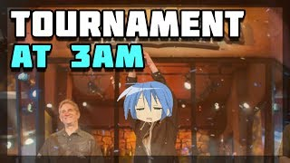Hearthstone - Tournament at 3AM