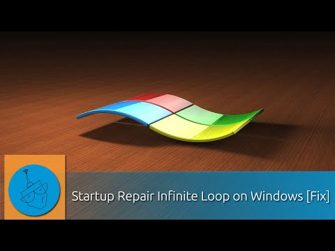 Startup Repair Infinite Loop on Windows [Fix]