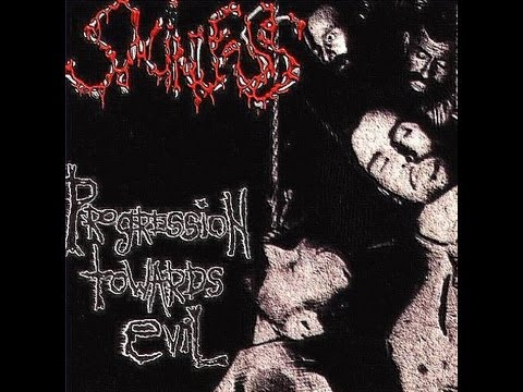 "Skinless ""Progression Towards Evil"" (1998) full album ϟ"