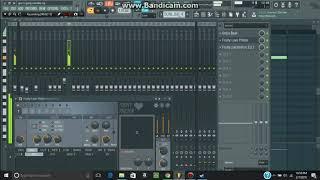 Gucci Gang- Lil Pump FLP Remake FL Studio 12