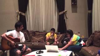 Priya and Vasi Karaoke-Kangal Irandal