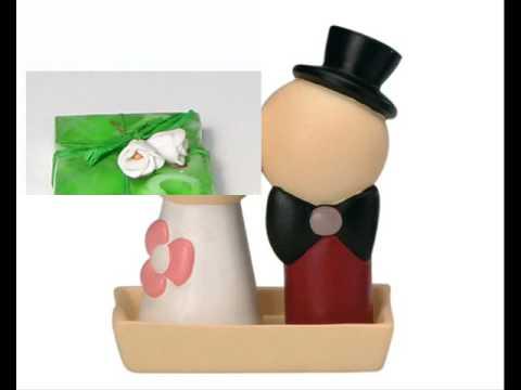 Obsequios para invitados de boda comunion bautizo youtube for Obsequios de boda