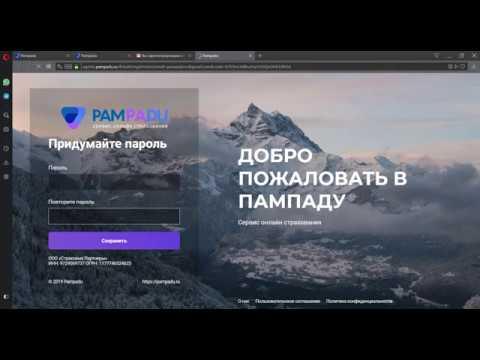 Создание агентской сети - на площадке онлайн страхования Pampadu.ru