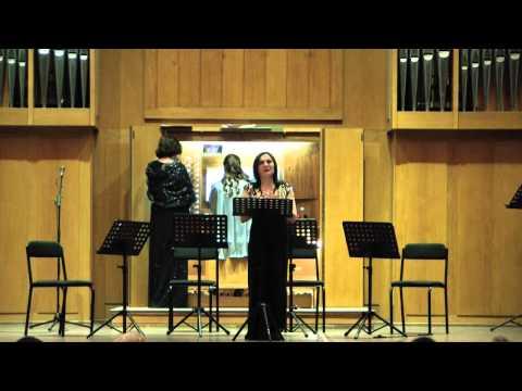 Max Reger.  Three Chorale from Twelve Spiritual Songs, Op. 137 (1914)