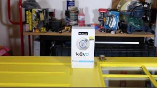 Kwikset Kevo Review W/ Install (powered By Unikey: Bluetooth Deadbolt)