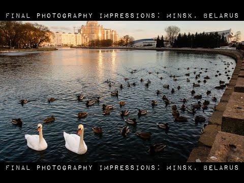Minsk, Belarus Final Photo Impressions