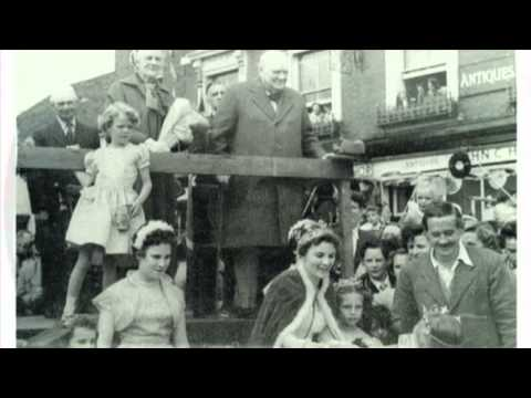 BBC South East Winston Churchill anniversary interview Jan 2015