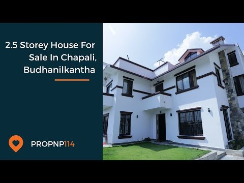 House for Sale in Chapali Budhanilkantha (Realestate in Nepal)