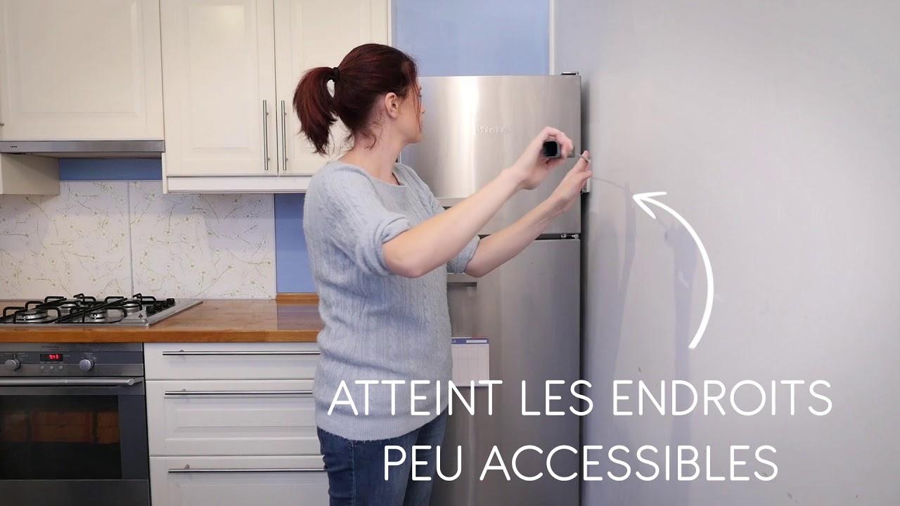 comment peindre derri re un radiateur wc ou meuble encombrant sans d monter ni d placer niema