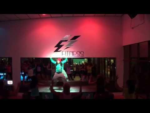 AZUMBA Warm UP Mega Mix 49 w/ Eva Valdes @ EZ Fitness Zumba Las Vegas
