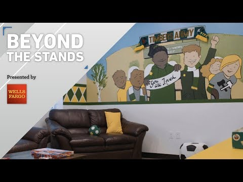 Timbers Army fights for foster children | Beyond the Stands pres. by Wells Fargo